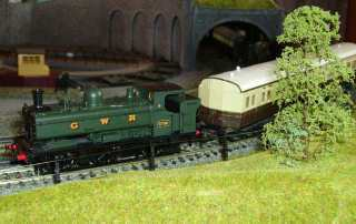 GWR Pannier with Autocoach  -  1