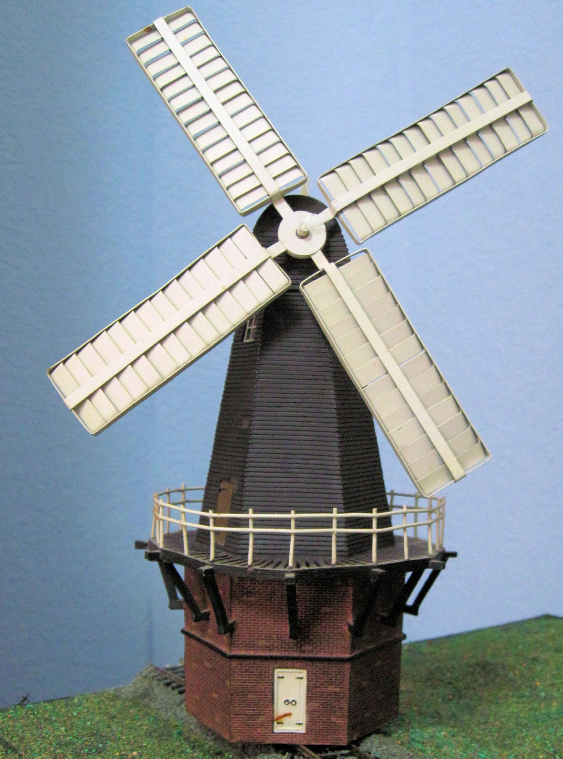 Skaledale Highfields Windmill - R8548 - 1