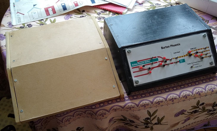 StoweyGreen Control Box