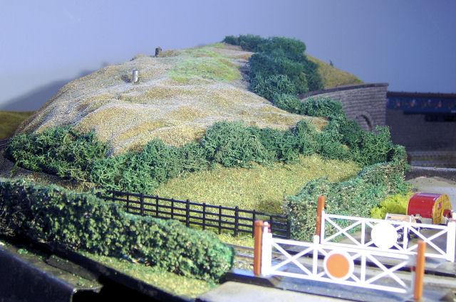 Old Burton backhillarea