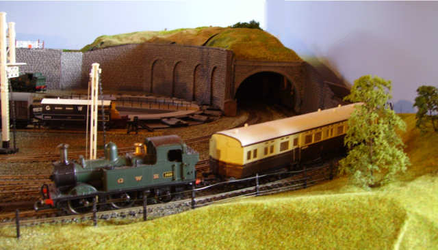 GWR Scenery