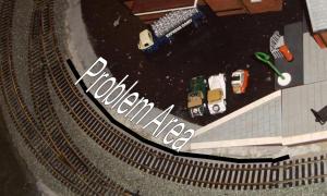 Old Burton trackproblem